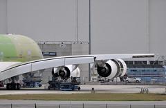 A380-861 MSN 0098 F-WWAB EK (A380spotter) Tags: uae wing engine airbus a380 ek powerplant toulouse 800 blagnac a12 tls  flaps flightline turbofan emiratesairline lfbo enginealliance gp7200 gp7270 aroconstellation fwwab standa12 a6edu msn0098 jllagardre