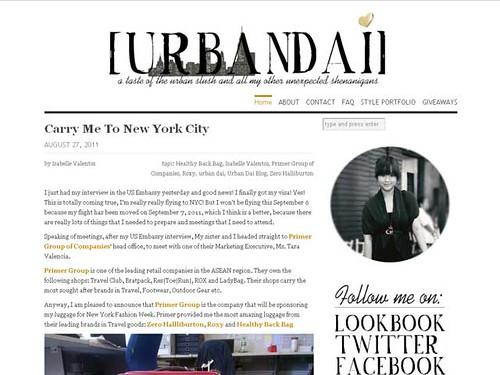 urbandai screenshot