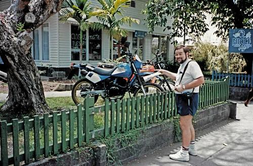 Stu Rabaul 1989
