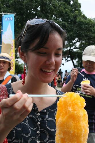 Mango shaved ice V