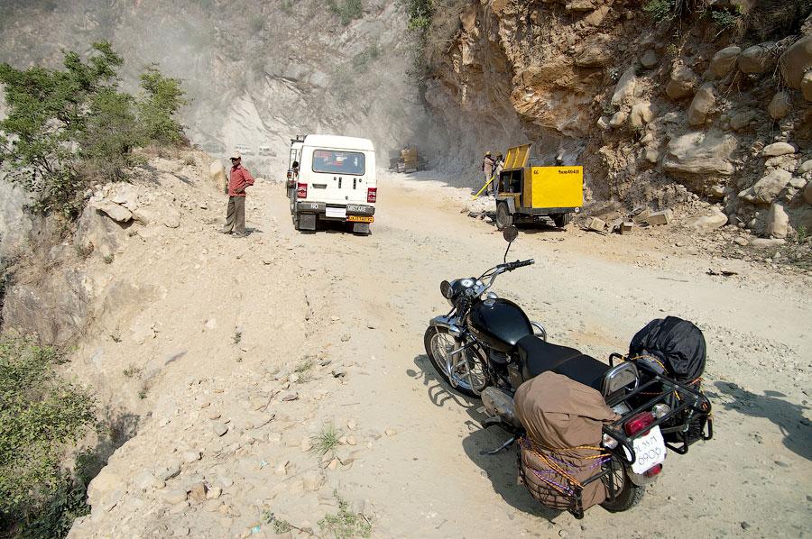 Мототрип по Индии. Уттарканд - мототрипы Kartazon Dream