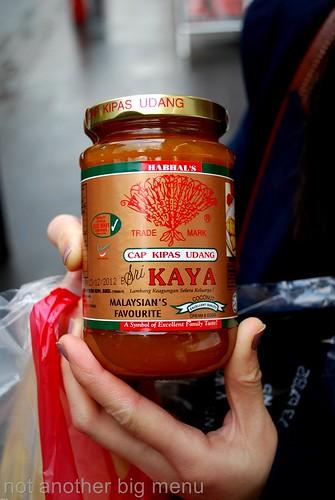 Kaya from Chinatown