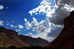 Along the Colorado River (hkkid98) Tags: travel sky cloud southwest west nature river utah sandstone desert hiking canyon coloradoriver moab mesa mothernature