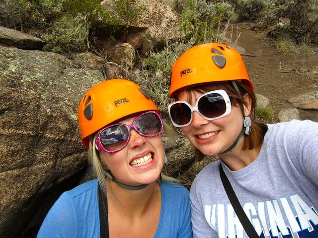 Zip Lining, Arkansas Valley Adventures, Colorado