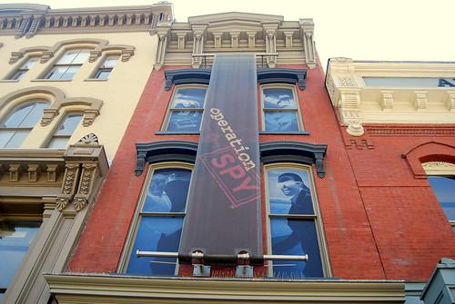 Spy Museum - Windows