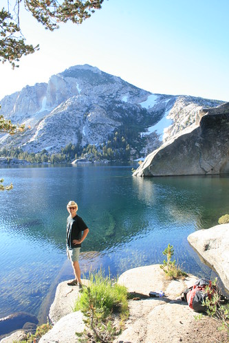 Jenn and Romy: Backpacking the Hoover Wilderness