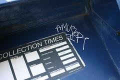 AMUSE (cashvsethics) Tags: de graffiti memphis abk amuse kwt 2nr