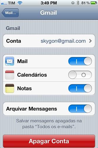 Gmaildel