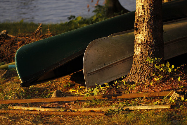 canoes sulight