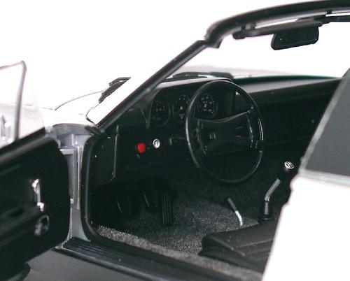 Autoart VW 914 cruscotto