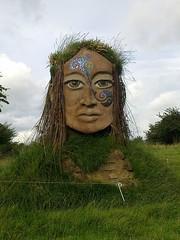 Hill of Uisneach (Abi Skipp) Tags: ireland michaeljackson stpatrickschurch ballymore killare hillofuisneach celticfestivalofbealtaine seatofhighkings druidfirecult