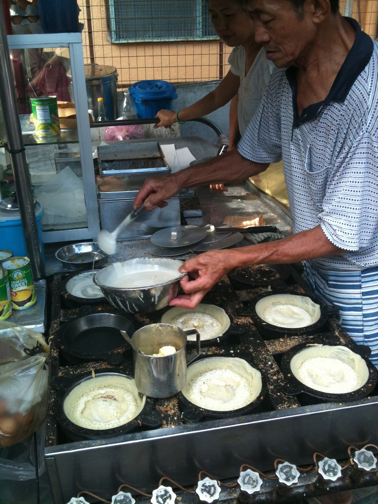Traditional Chinese Pancake
