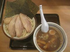 特製つけ麺@山岸一雄製麺所(池袋)