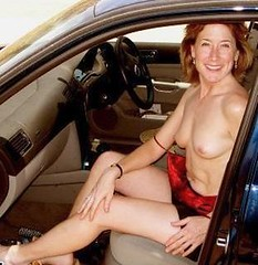 Hot in the Car by janeyx -