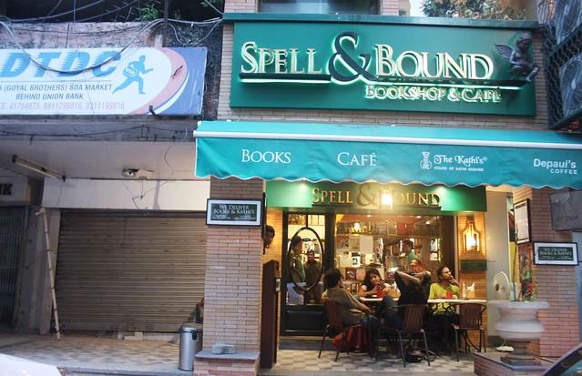 City Hangout - Spell & Bound, SDA Market