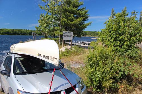 The Massasauga Provincial Park, Ontario