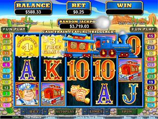 Loose Caboose Slot Machine