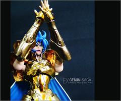 GEMINI_EX_05 (Ashila@花月.海) Tags: ex saint gold cloth gemini myth seiya 雙子座 聖衣神話 聖鬥士星矢 黃金聖衣