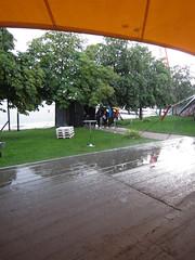 Helsingin juhlaviikot, Huvilateltta