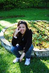 Maria Maricota (Johnny Silveira) Tags: sol biologia ufsc maricota minicurso