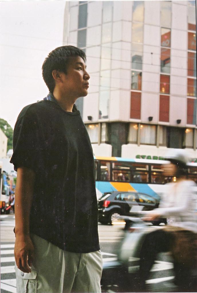 246/365 | Meet Ando san.Mori no Ando san.