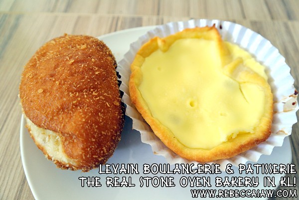 Levain Boulangerie & Patisserie, The real STONE OVEN bakery in KL-10