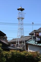 笠幡の火の見櫓(川越市)