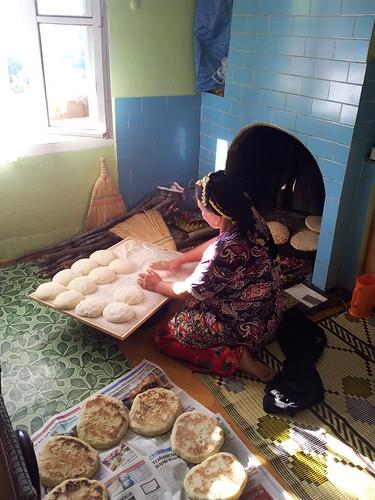 Frissen sütött kenyér