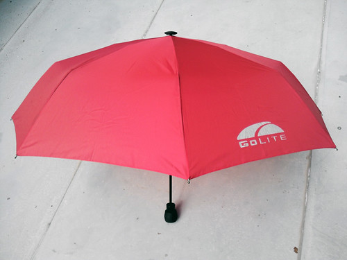 GoLite Collapsible Trekking Umbrella