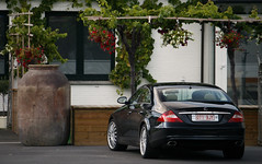 Mercedes CLS. (Tom Daem) Tags: mercedes cls