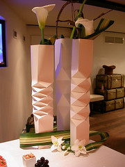 Origami création - Didier Boursin - Soirée ArjoWiggins (Sentation)