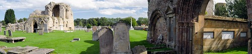 kinloss-abbey