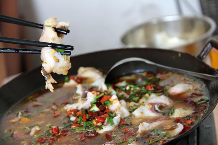 Shǔizhǔyú (水煮魚)