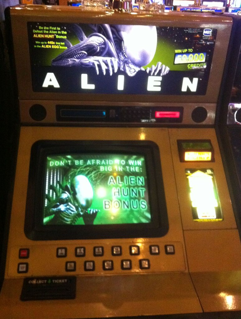 alien slot machine download free