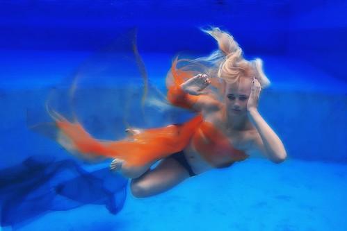 Unterwassershooting 2