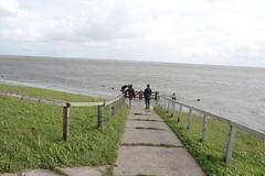 Weg ist die Hallig (im_fluss) Tags: stormy northsea nordsee hightide holm schleswigholstein hochwasser hallig landunter gröde sturmflut