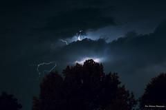 Thunder and Lightning (Sean Sebastian) Tags: trees sky storm nature beautiful rain weather night clouds dark photography nikon kentucky lightning dslr thunder ourdoors bardstown d300s