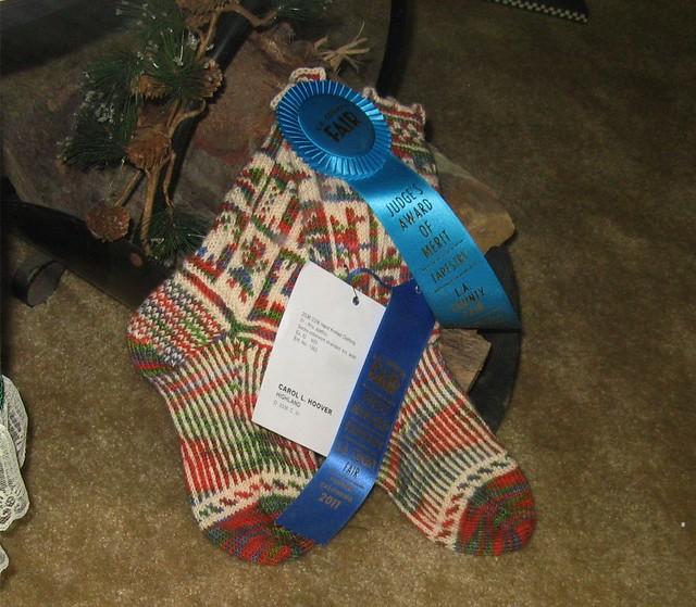 Chuncho socks Fair 01