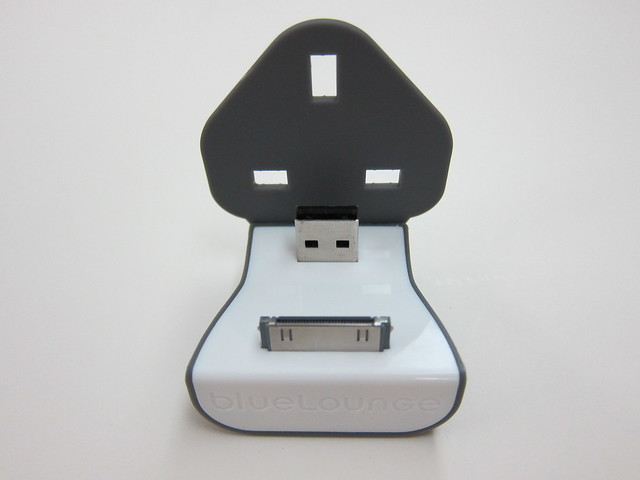 MiniDock Front View