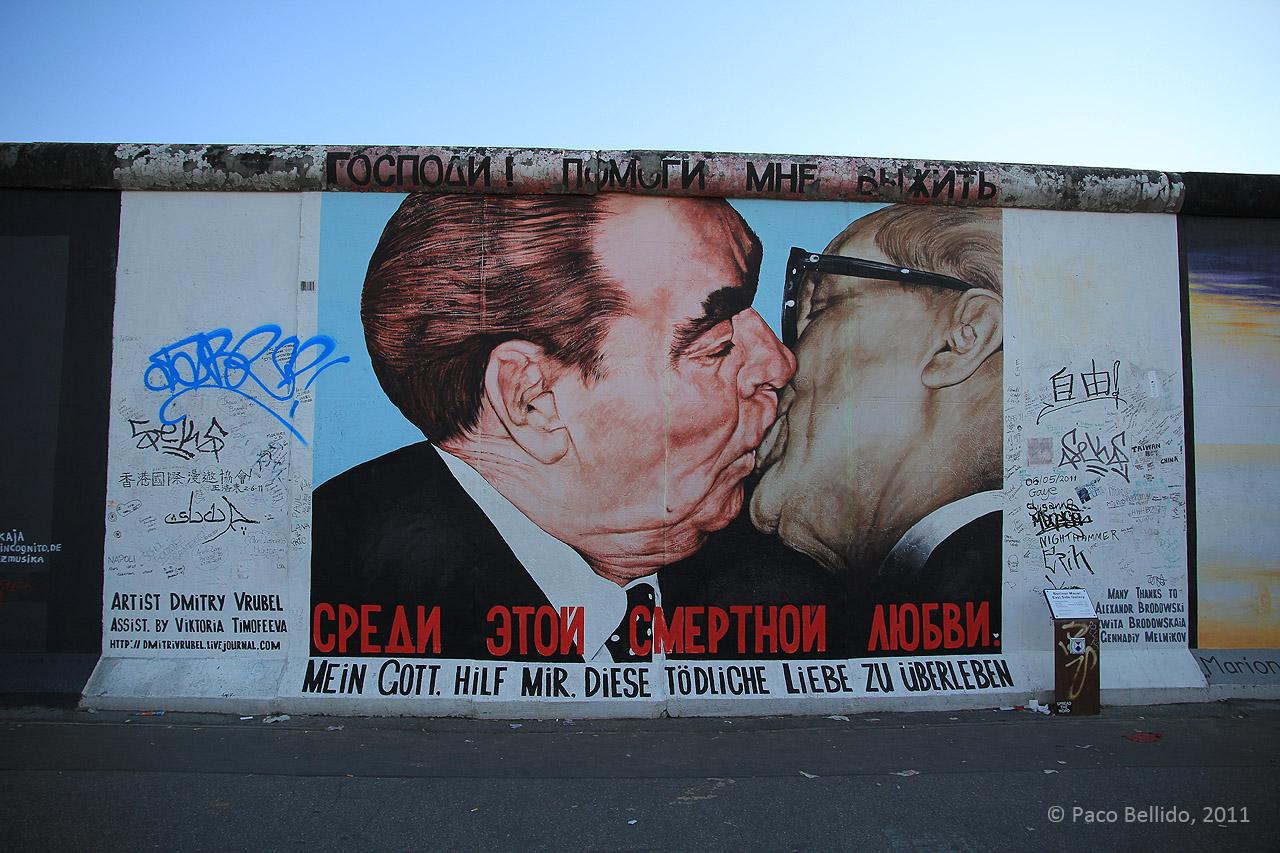 Berlín - Muro de Berlín