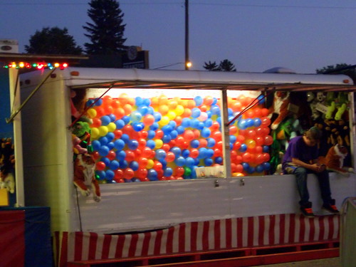 Balloon Darts Carnival Game A Photo On Flickriver