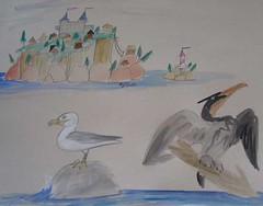 9.6.11 - Boothbay Doodles
