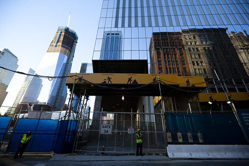 The WTC Reconstruction