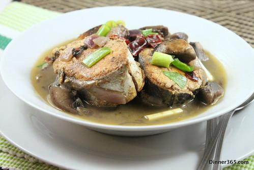 Day 253 - Tuna Mushroom