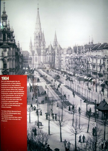 """104 """"Kaiser Wilhelm Gedächtniskirche"""" by Anna Amnell"""