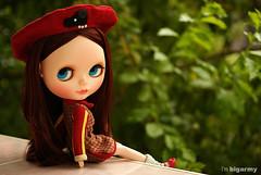 Blythe Doll - Bohemian Peace