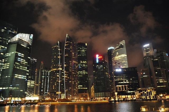 Skycraper Singapore 1