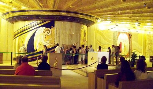 Tumba del Padre Pio