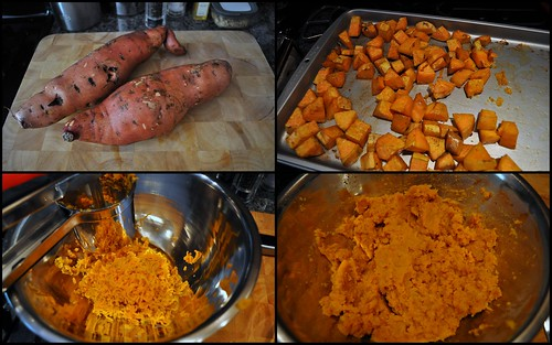 Sweet Potato-Chipotle Filling