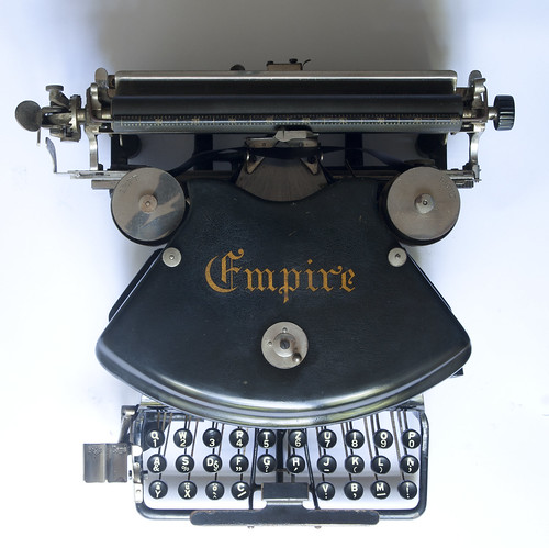 Empire typewriter